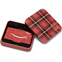 Amazon.ca Gift Card in a Holiday Style Gift Box (Various Designs)