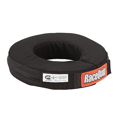 RaceQuip 337007 Black SFI 3.3 360 Degree Helmet Support: Automotive