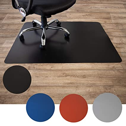 1-Bodenschutzmatte Bürostuhlunterlage Stuhlunterlage Schutzmatte Bürostuhl Matte