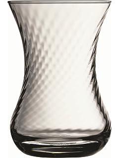 Pasabahce Extra Large Turkish Tea Glasses 6 Glasses 42401