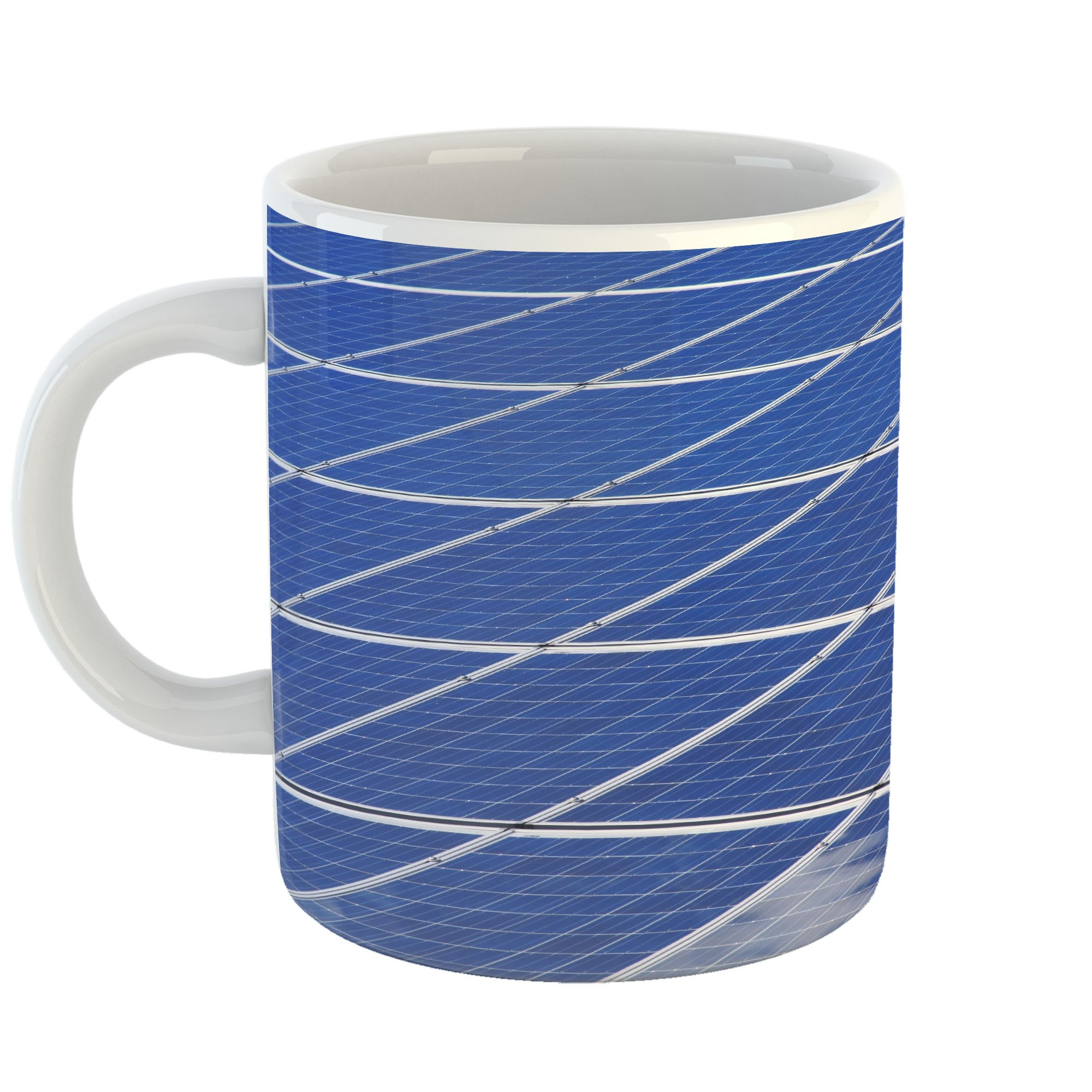 Westlake Art - Energy Solar - 11oz Coffee Cup Mug - Modern Picture Photography Artwork Home Office Birthday Gift - 11 Ounce (36CE-F99C6)