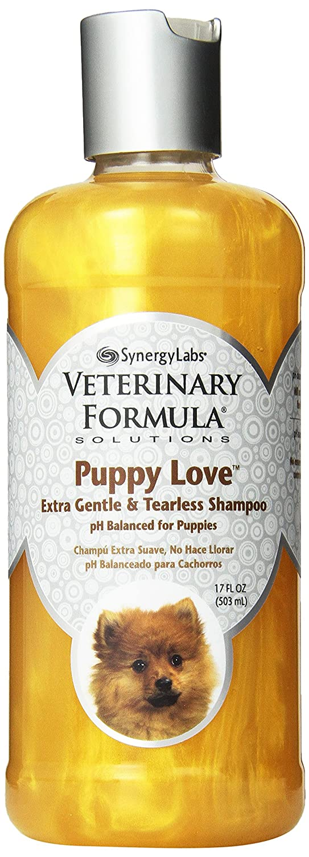 Synergylabs vétérinaire Formule Solutions Puppy Love Extra Doux et Tearlessshampoo; 17Fl. oz Synergy Labs FG01205