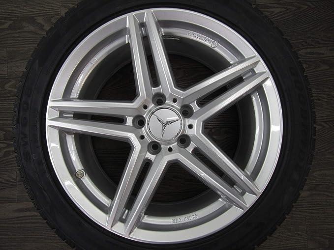 4 ruedas de invierno de 18 pulgadas para Mercedes-Benz Viano Vito W639 RIAL M10 GOODRIDE: Amazon.es: Coche y moto