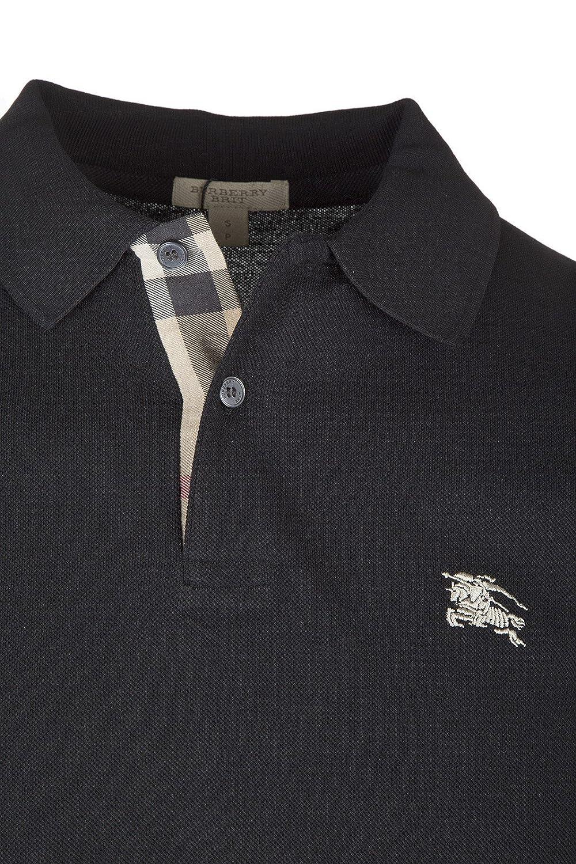 BURBERRY t-Shirt Manches Courtes col Polo Homme Noir EU XXL (UK XXL)  3459132 1  Amazon.fr  Vêtements et accessoires 456f1ee6d970