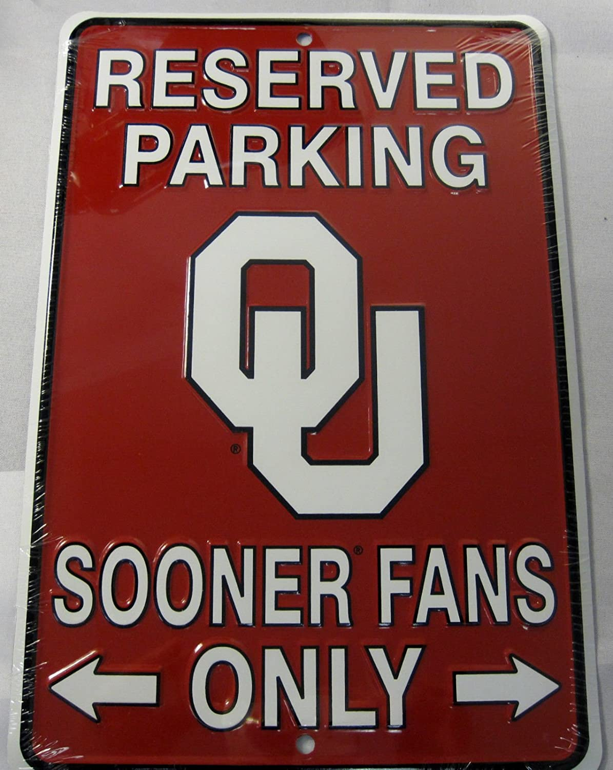 Tennessee State Reserved Handicap Parking Sign 8x12 inch