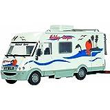 Dickie - Caravana de vacaciones, color blanco ( 3314847)