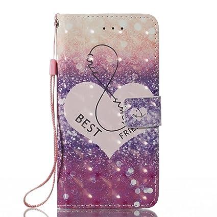 Kickstand Slim - Funda para iPhone (incluye protector de pantalla de cristal templado) color five Talla:iPhone X BFeTSg7eJr