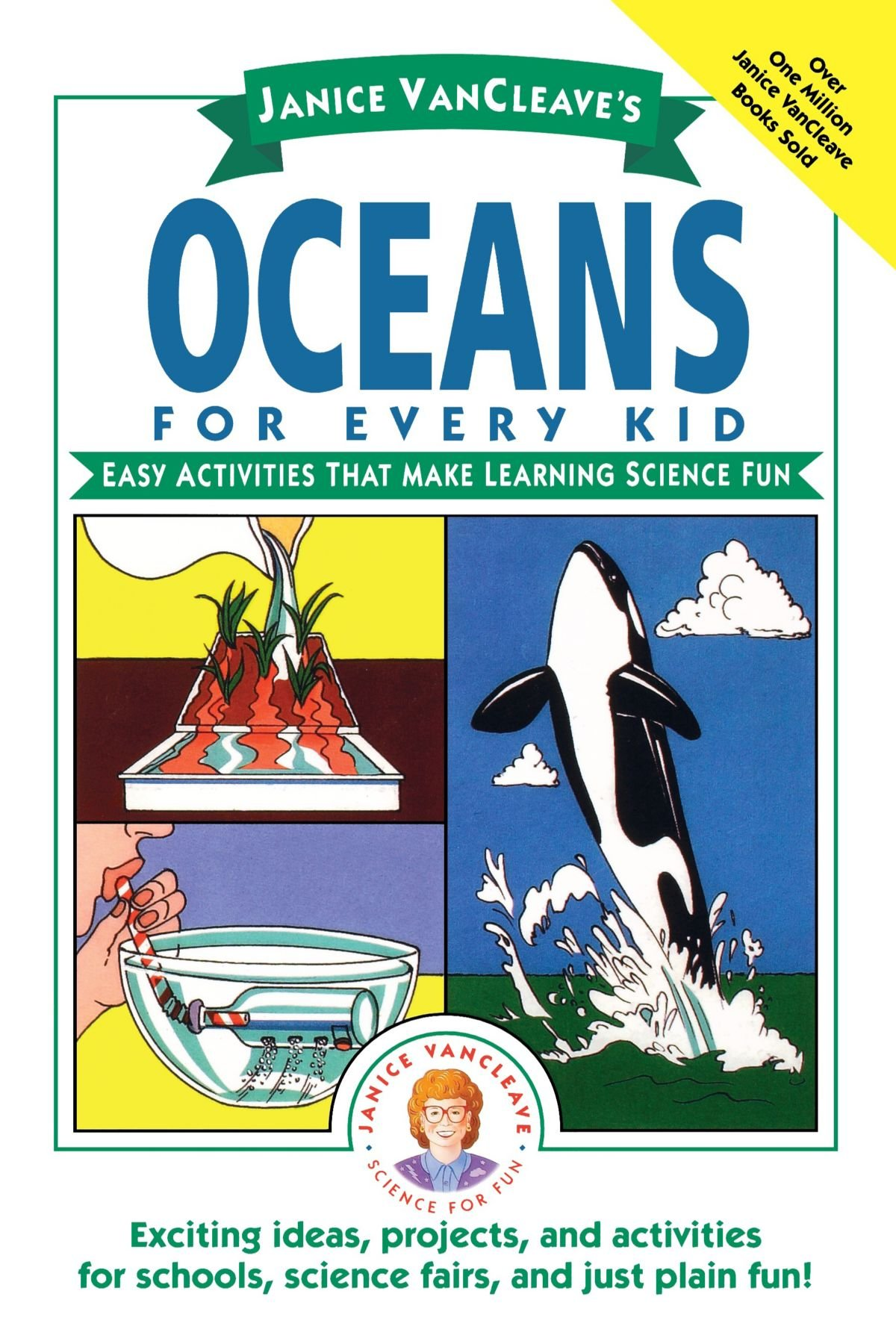 Janice VanCleave\'s Oceans for Every Kid: Easy Activities that Make ...