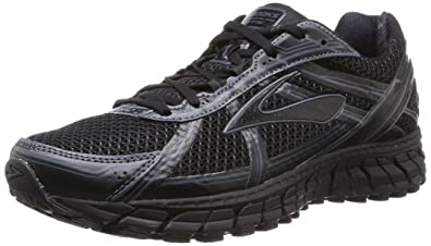 Brooks Men's Adrenaline Gts 15 Running Shoe (7.5 D(M) US, Black