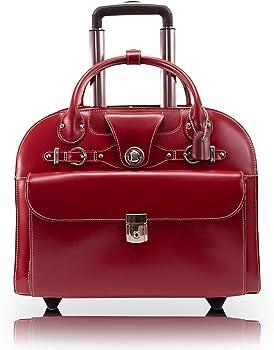 McKleinUSA Top Grain Leather Luggage
