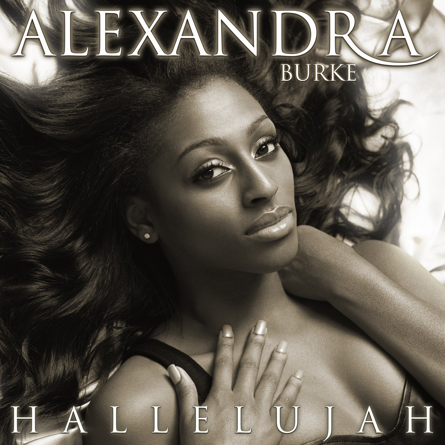 Alexandra Burke Single Hallelujah