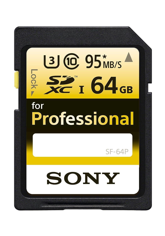 Sony SD Professional Memory Card, 32GB (SF-32P/T1) Tarjeta de ...