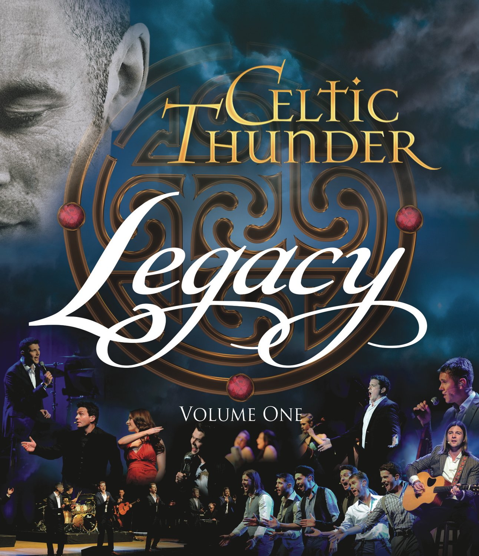 Legacy: Volume One [Blu-ray]