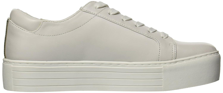 Kenneth Cole New York Women's Abbey Platform Lace-up Techni-Cole Sneaker B079ZVJJXB 8 B(M) US White