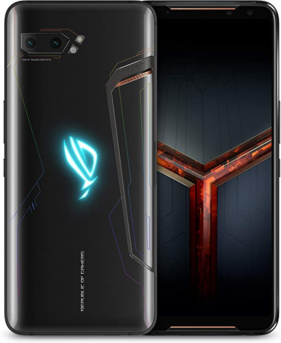ASUS ROG Phone 2 (New) Unlocked GSM US Version & Warranty