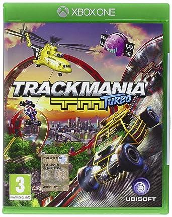 Trackmania Turbo - Day-One [Importación Italiana]