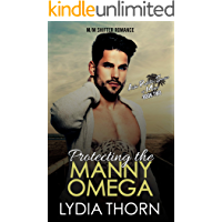 Protecting the Manny Omega: An M/M Shifter Romance (Alpha Protection Service of Miami, Book 2) book cover