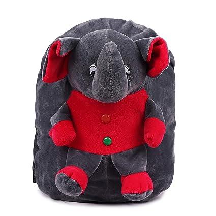 818025319 Toyswala Kids School Bag Soft Plush Backpack Cartoon Toy, Children's Gifts  Boy Girl/Baby/ Decor School Bag Play School Elephant Kids School Bag