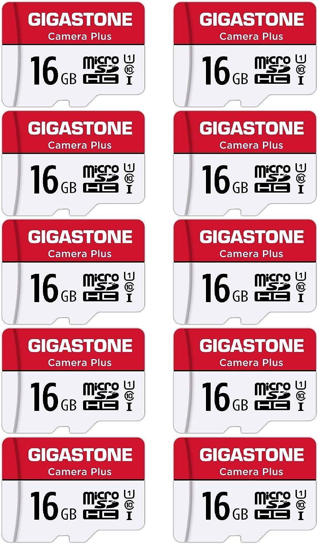 Gigastone 16gb Mirco Sd Speicherkarte 10er Pack Kamera Computer Zubehör