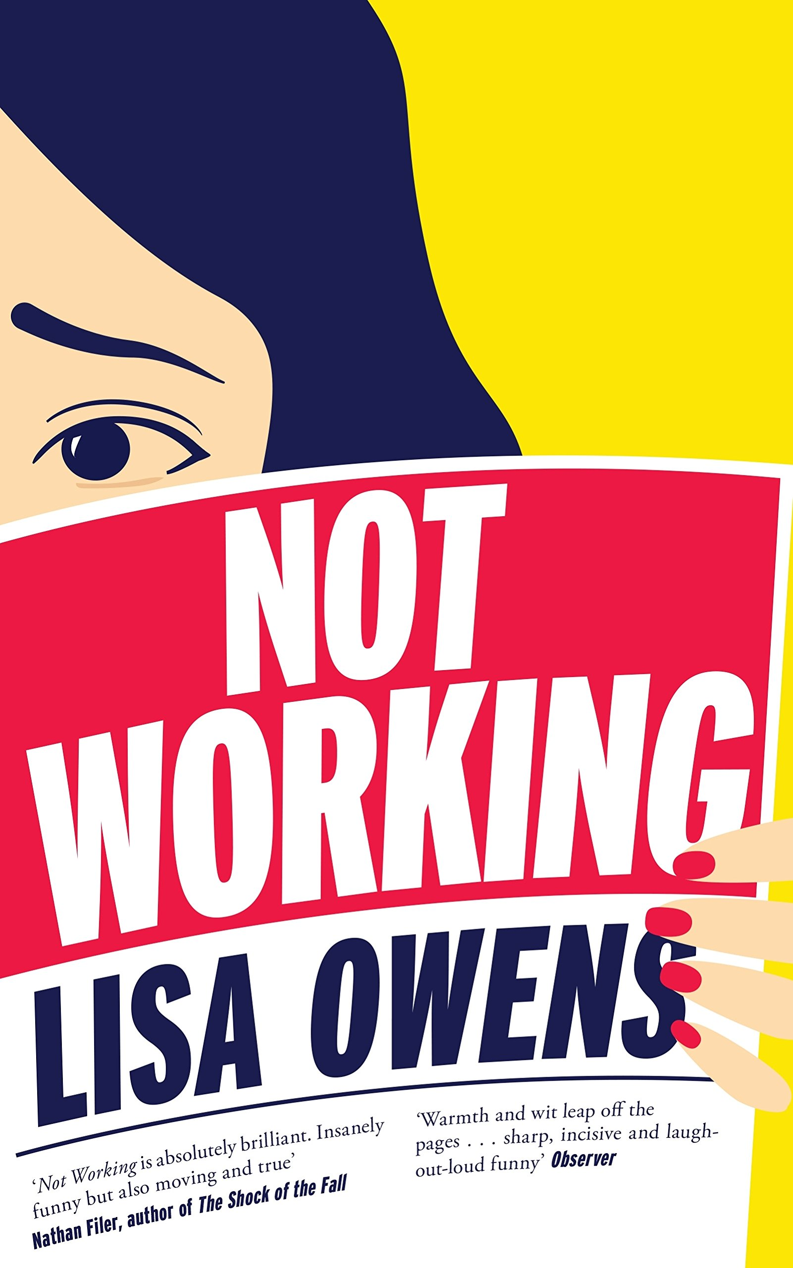 Not Working Amazon De Lisa Owens Fremdsprachige Bucher