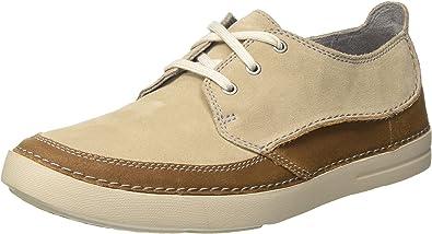 Clarks Gosler Edge, Zapatos de Cordones Derby para Hombre