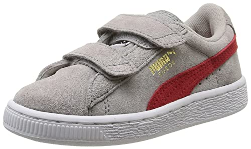 Shoes Grigio Red Puma Risk Per drizzlehigh Baby 356274 Bimbi E6EXfqwR