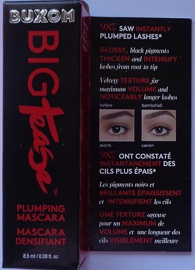 BUXOM BIG tease Plumping Mascara 8.5 ml/.28 fl oz