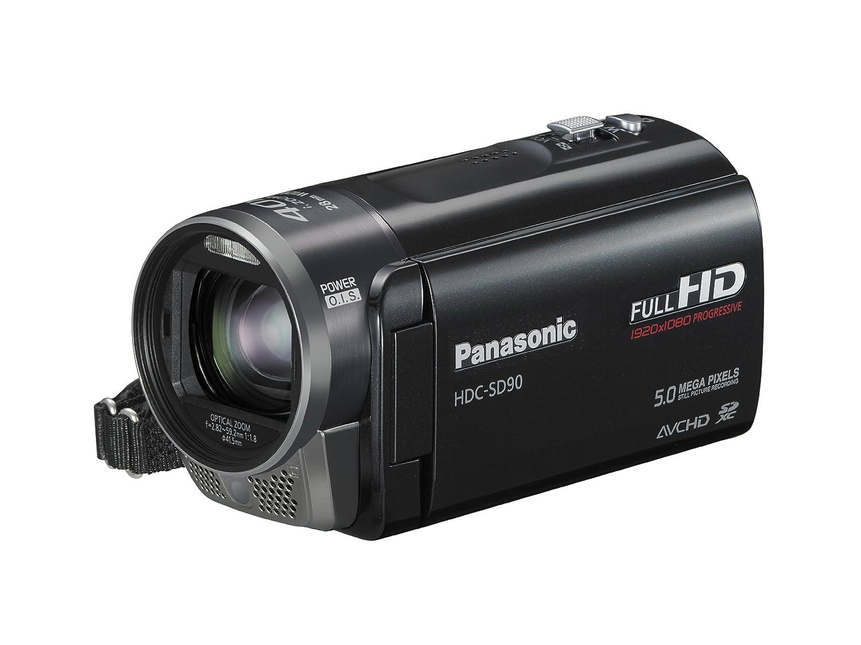 Panasonic Hdc Sd90 Kamera Hc V385 Hd Camcorder Video