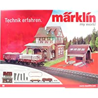 "Märklin ""Forestry Theme Extension Set - Modelos"