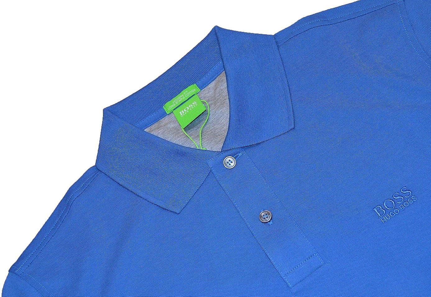 Amazon.com: Hugo Boss Logotipo Verde c-firenze algodón de ...