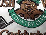 CaddyShack Embroidered Bushwood Country Club Pin