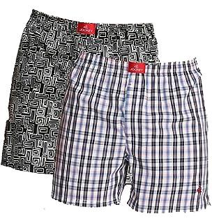 2e8d734e7 Jockey USA Originals Cotton Boxer Shorts for Men with SIDE POCKETS ...