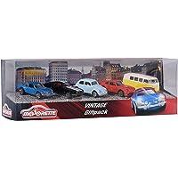 Majorette - 212052013 - Vehicule Miniature - Vintage Giftpack 5 Pièces - Echelle 1/64ème