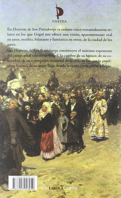 Historias de San Petersburgo (Confabulaciones) (Spanish Edition): Nikolái Gógol: 9788415458050: Amazon.com: Books