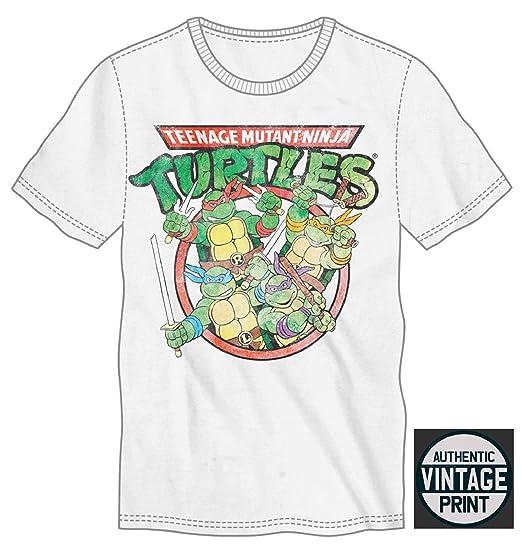 Teenage Mutant Ninja Turtles Las Tortugas Ninja Vintage ...