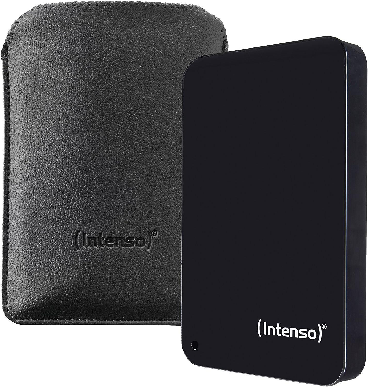 Intenso 6023560 - Unidad de Disco Duro Externa (1 TB, USB 3.0 ...