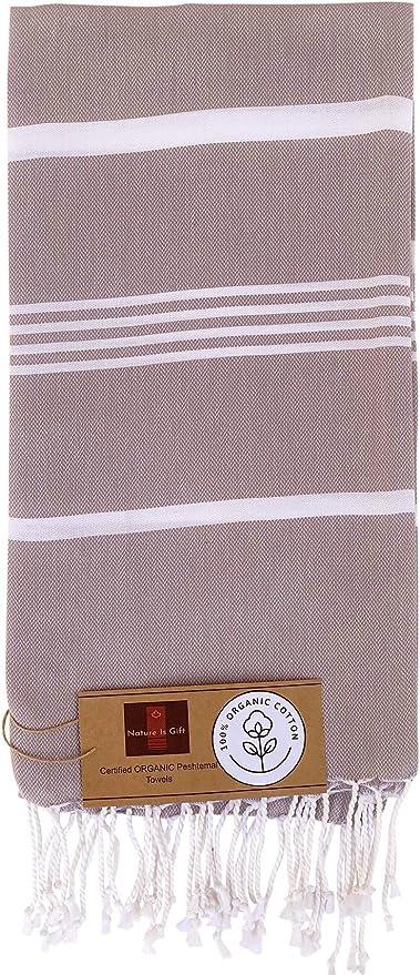 Premium Turkish Peshtemal 100/% Cotton THICK Fouta Towel Many colors USA Seller