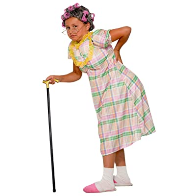 Forum Novelties Inc - Aunt Gertie Child Costume: Toys & Games