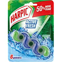 Harpic Active Fresh Power 6 Mountain Pine, 35 grams