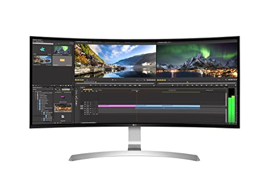 34 Zoll Curved-Monitore