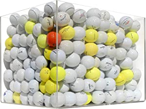 Assorted Recycle Golf Balls Hit Away Practice Recycled Golf Balls (Pack of 200)