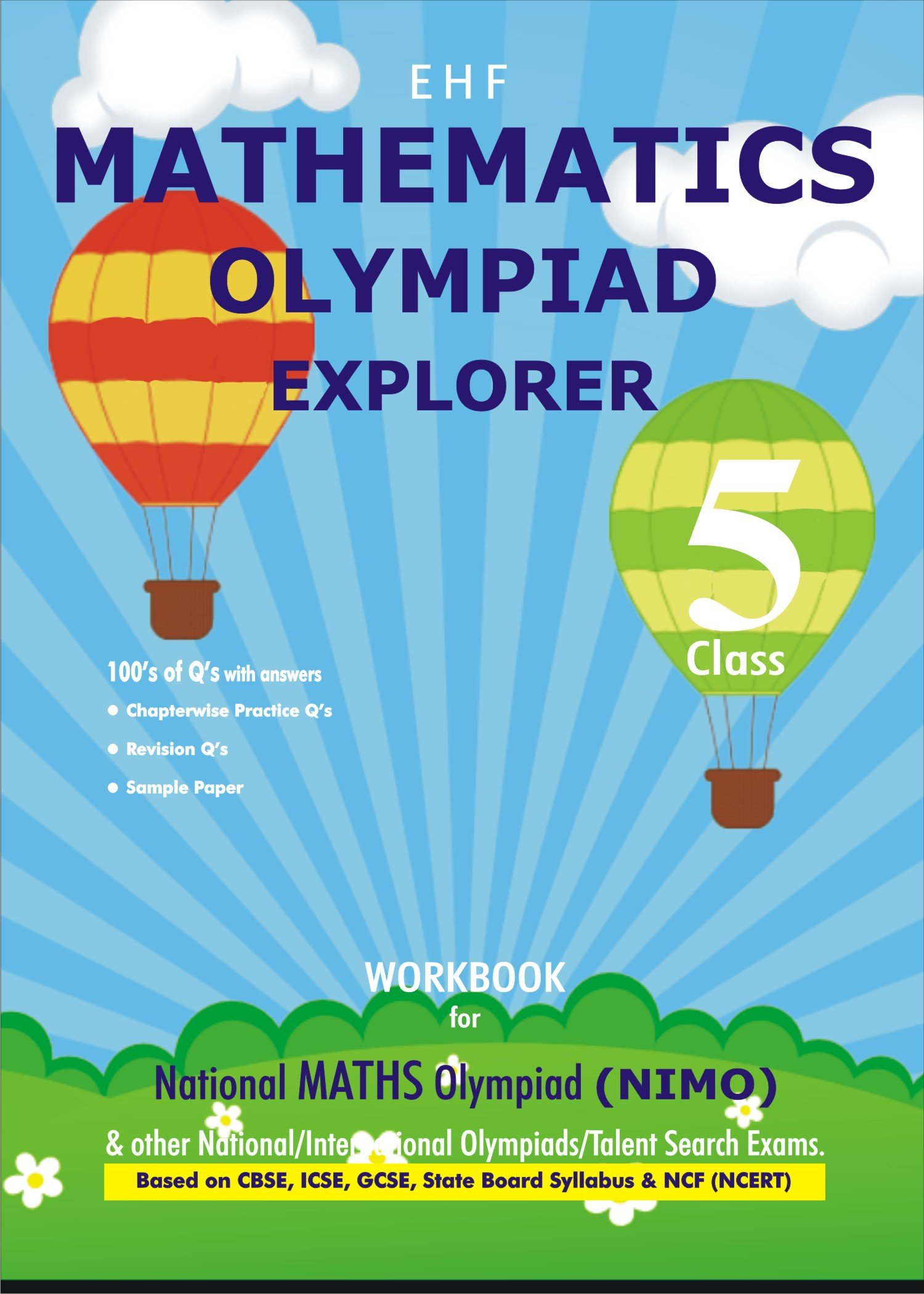 Buy MATHEMATICS OLYMPIAD EXPLORER CLASS 5 Book Online at Low Prices in  India | MATHEMATICS OLYMPIAD EXPLORER CLASS 5 Reviews & Ratings - Amazon.in