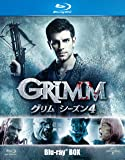 GRIMM/グリム シーズン4 ブルーレイBOX [Blu-ray]