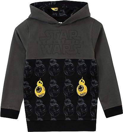 Star Wars Gar/çon Geometric Darth Vader Sweat /À Capuche
