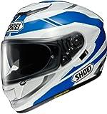 ショウエイ(SHOEI) バイクヘルメット フルフェイス GT-AIR SWAYER (スウェイヤー) TC-2 BLUE/WHITE L (59cm) -