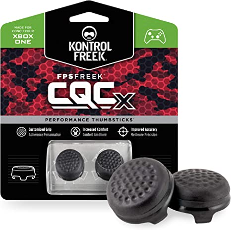 KontrolFreek FPS CQCX - Mando para Xbox One, Color Negro: Amazon ...