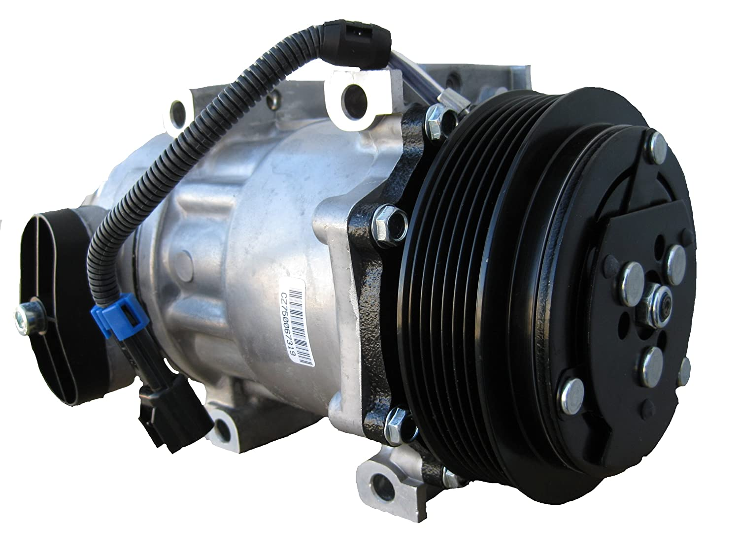 Amazon.com: Kenworth T600 T800 W900 Sanden Type AC Compressor: Automotive