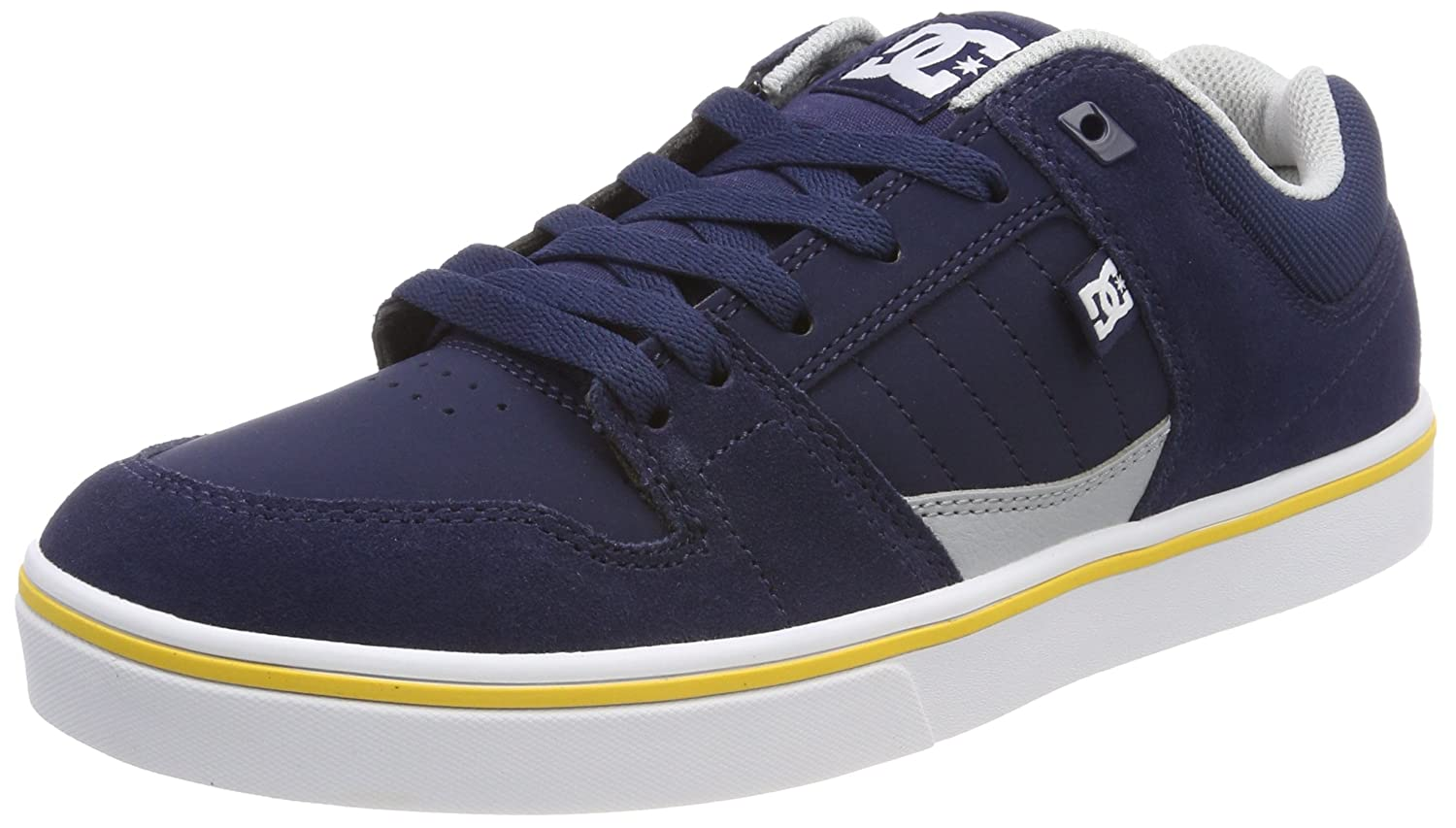 bluee (Navy Yellow Ny0) DC shoes Men's Course 2 Trainers