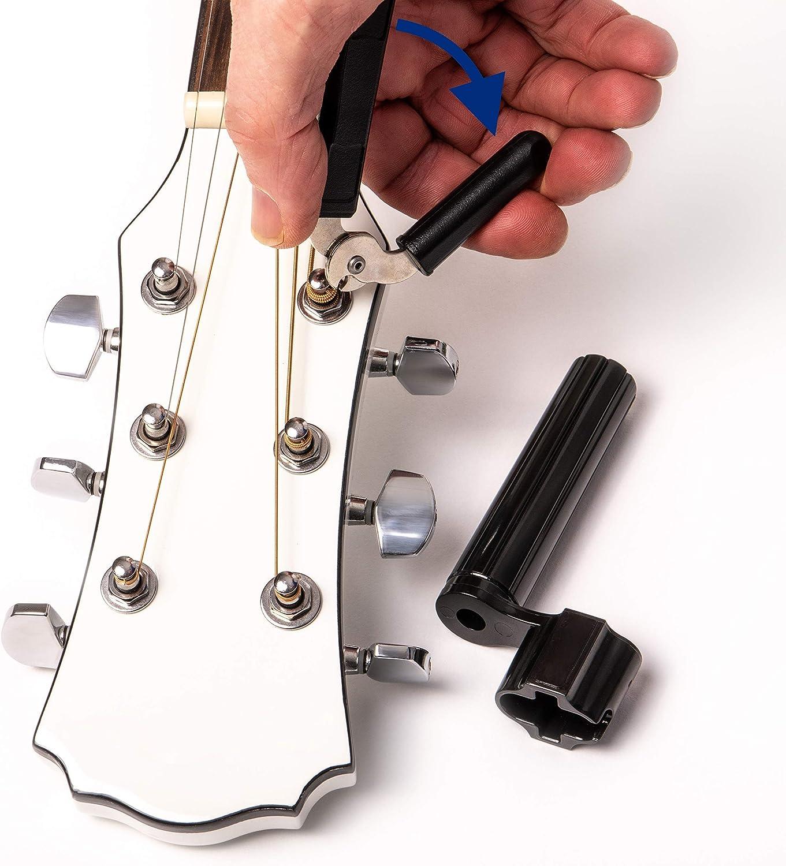 Juego de herramientas para cambiar las cuerdas de guitarras ...