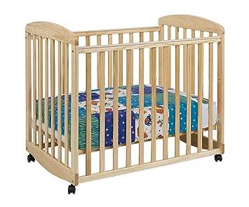 Amazon Com Davinci Alpha Mini Rocking Crib Cherry Baby